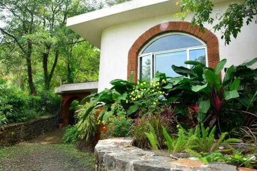 Entrance Swami's Kutir